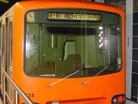 King Baudouin Metro Station