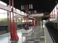 Metro Tepalcates