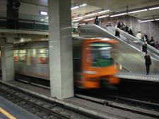 Louise Louiza Metro Station