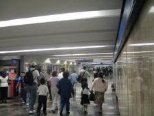 Metro Zocalo Hall
