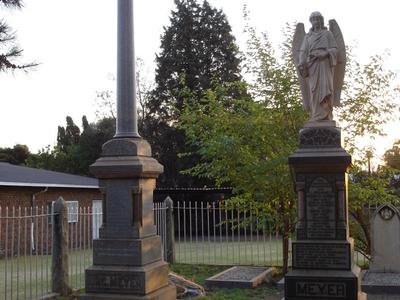Org Meyer's Grave