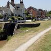 Wardle Lock On The Wardle Canal