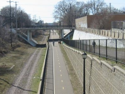 Midtown Greenway Trail