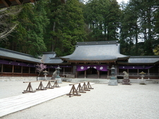 Minashi Jinja Haiden
