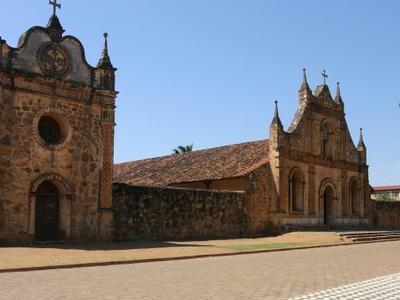 Mission Church Of San Jos De Chiquitos