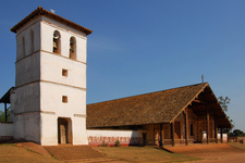 Mission Church Of San Miguel De Velasco