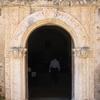 Rear Portal To The Church