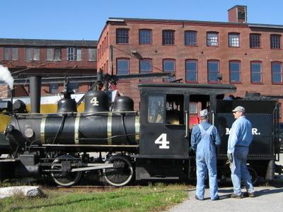 Maine Narrow Gauge Railroad Museum