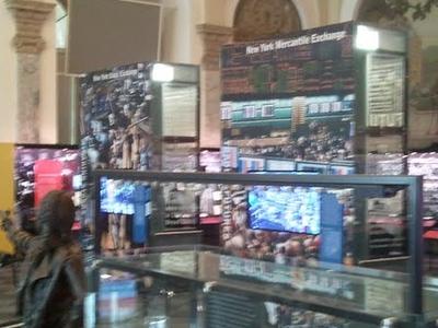 Interior Museum View