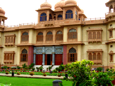 Mohatta Palace After Renovation