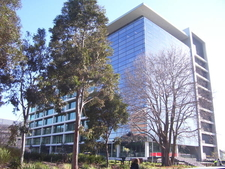 Building On The Caulfield Campus