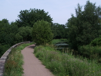Monkland Canal Tow Path Drump Park