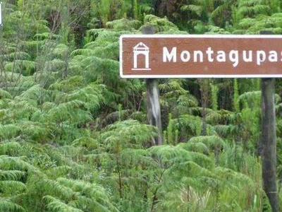 Montagu Pass Roadsign