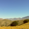 Summer View Of Monti Sibillini