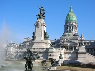 The Monument To The Two Congresses