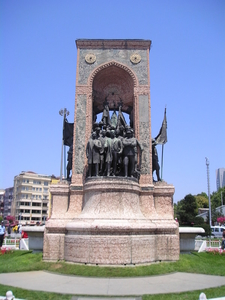 Monument Of The Republic