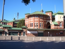 Sydney Cricket Ground Entrance