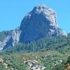 Moro Rock View From Potwisha