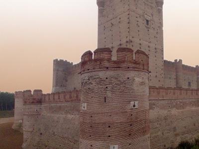 Mota   Castillo De La  Mota