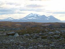 Scandinavian Mountain Ranges
