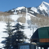 Mount Crested Butte From Base Area