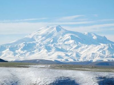 Another View Of Mount Elbrus
