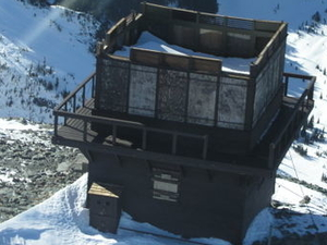 Monte Fremont Fire Lookout