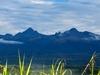 Mount Giluwe From Ialibu