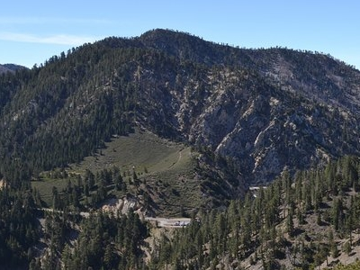 Mount Islip From The Pacific Crest Trail