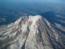 Mount Rainier Crater