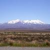 Ruapehu From The Desert Road