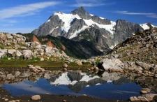 Mount Shuksan Tarn