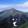 Mount Tokachi From Mount Biei