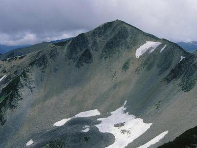 Kanasaku Valley Cirque And Mount Yakushi