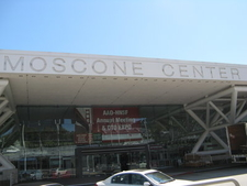 Moscone Center San Francisco