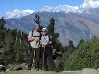 Ghorepani Poonhill Trekking