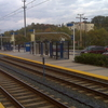 M T A Maryland Light Rail North Linthicum Station