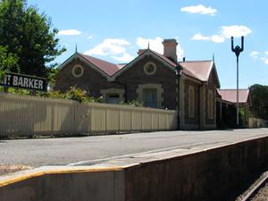 Mount Barker estación de tren