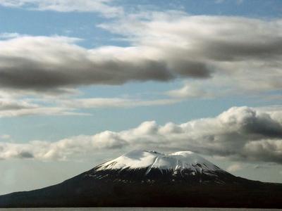 A View Toward Mount Edgecumbe