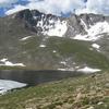 Mount Evans And Summit Lake