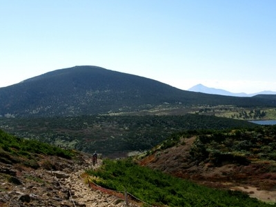 Mt .  Higashi  Azuma