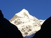 Mount Nilkantha From Badrinath