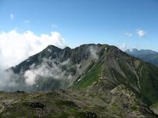 Mount Nōtori From Mount Aino