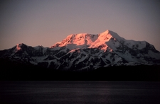 Mount Saint Elias From Icy Bay