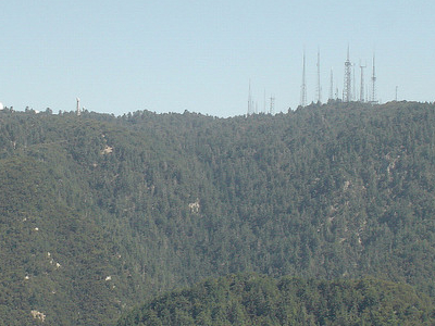 The North Slope Of Mount Wilson