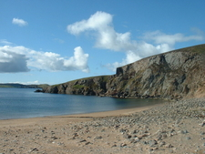 Muckle Ayre Beach