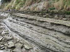Mudstone Sandstone Layers