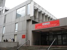 Mugar Memorial Library Exterior