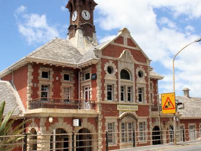 Muizenberg  Railway  Station