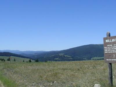 Mullan Pass